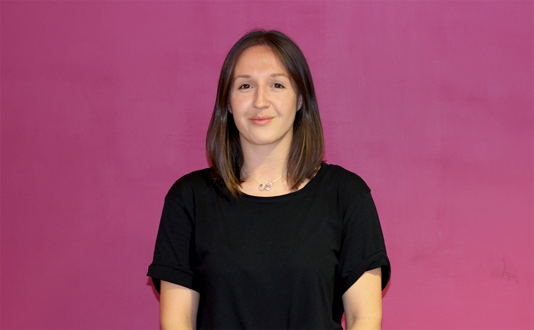 Sophie Postma, Marketing Manager